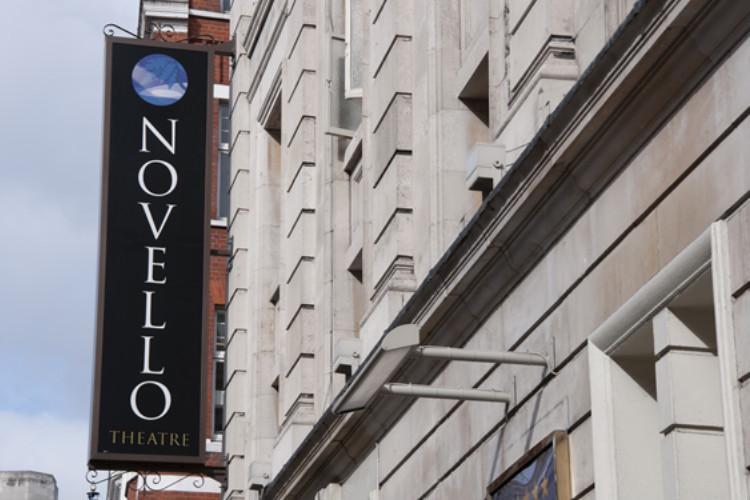 Novello Theatre cover