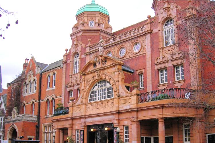 Richmond Theatre cover