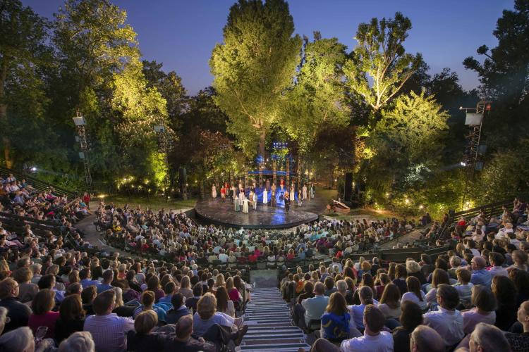 Regent's Park Open Air Theatre cover