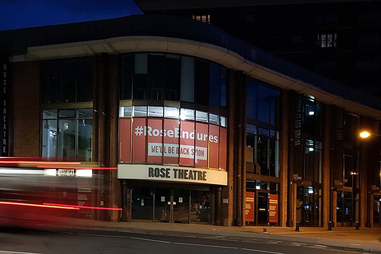 Rose Theatre Kingston cover