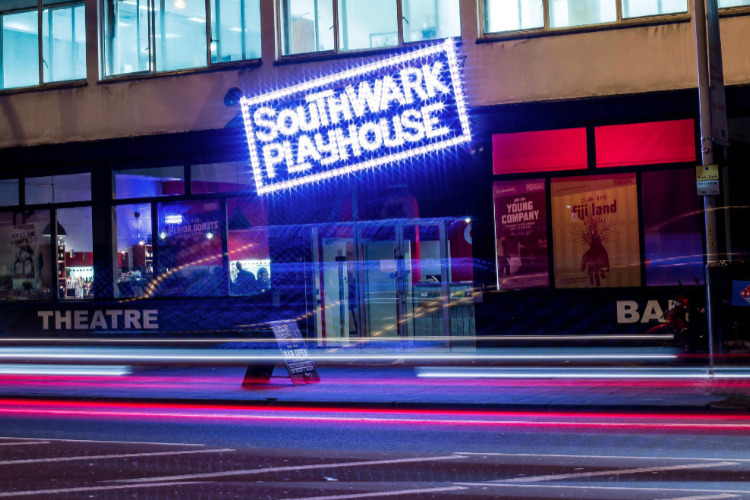 Southwark Playhouse cover
