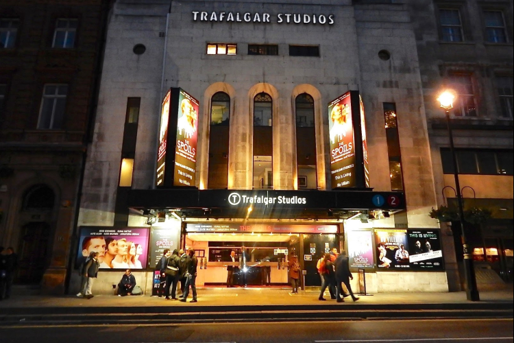 Trafalgar Theatre cover