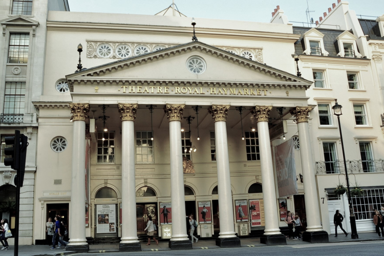 Theatre Royal Haymarket cover