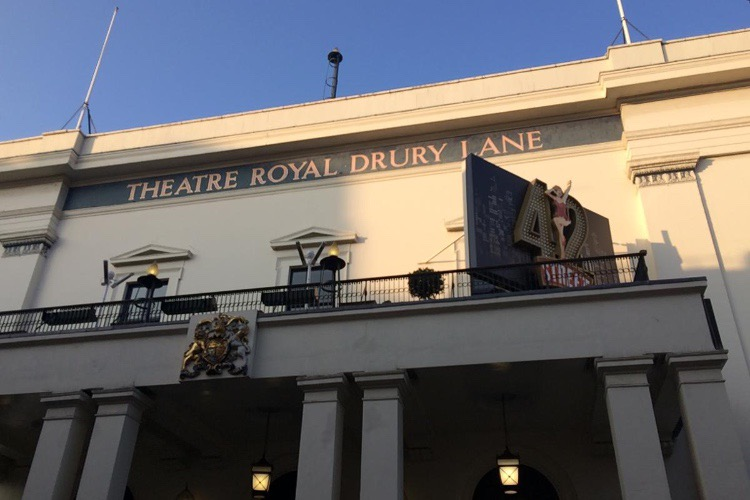 Theatre Royal, Drury Lane cover