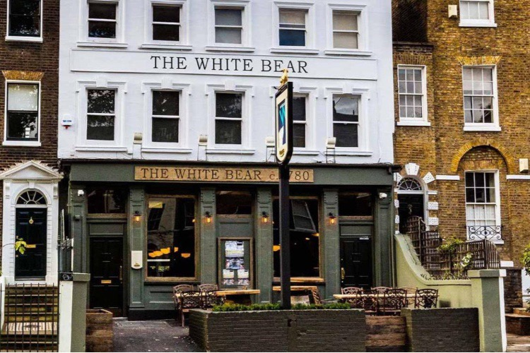 White Bear Theatre cover